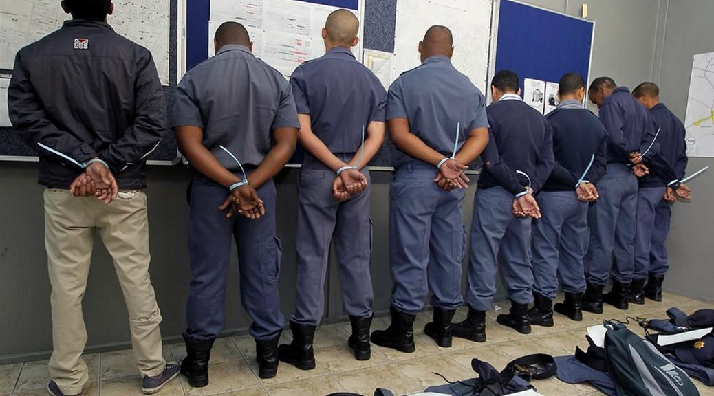 Main-WP-Provincial-Anti-Corruption-Unit-Arrested-10-SAPS-from-Parow